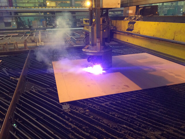 Steel Cutting Of The Expedition Cruise Newbuild For Lindblad